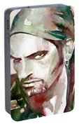 Peter Steele Portrait.6 Portable Battery Charger