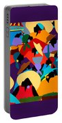Petion Ville Market II Portable Battery Charger