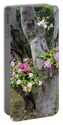 Petunia Tree Portable Battery Charger