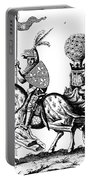 Philip II & Richard I Portable Battery Charger