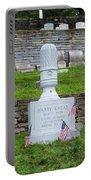 Phillies Harry Kalas' Grave Portable Battery Charger