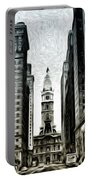 Philly - Broad Street Portable Battery Charger