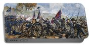 Picketts Charge, 1863 Portable Battery Charger