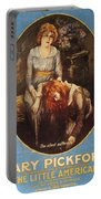 Pickford: Film Poster, 1917 Portable Battery Charger