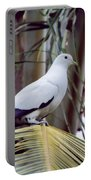 Pied Imperial Pigeon Portable Battery Charger