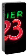 Pier 23 Neon Portable Battery Charger