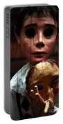 Pierrot Puppet Portable Battery Charger
