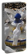 Pigeons Of Maria Luisa Parque Portable Battery Charger