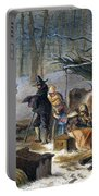 Pilgrims: First Winter, 1620 Portable Battery Charger