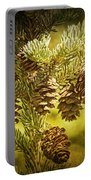 Pine Cones No.056 Portable Battery Charger
