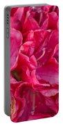 Pink Azalea Portable Battery Charger