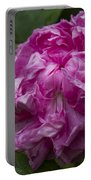 Pink English Rose Portable Battery Charger