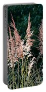 Pink Feathery Reflectors Portable Battery Charger