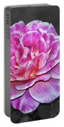Pink Flame Portable Battery Charger