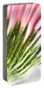 Pink Gerbera 9 Portable Battery Charger
