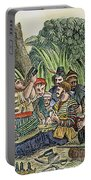 Pirate Crew Portable Battery Charger