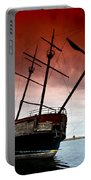 Pirate Ship 2 Portable Battery Charger