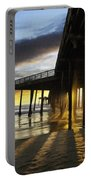 Pismo Pier Sunset IIi Portable Battery Charger