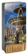 Place De La Concorde Portable Battery Charger