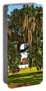 Plantation Portable Battery Charger by Steve Harrington