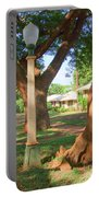 Plantation Street Lamp Portable Battery Charger