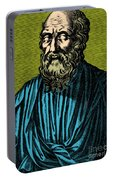 Plato, Ancient Greek Philosopher Portable Battery Charger