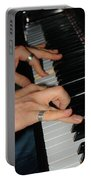 Play Me A Song Piano Man Portable Battery Charger