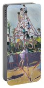 Playground Portable Battery Charger by Andrew Macara