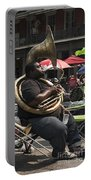 Playing The Tuba _ New Orleans Portable Battery Charger