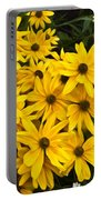 Please Don't Eat The Daisies Portable Battery Charger
