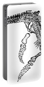 Plesiosaurus Portable Battery Charger by Science Source