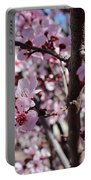 Plum Blossoms 6 Portable Battery Charger