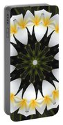 Plumeria 1 Portable Battery Charger