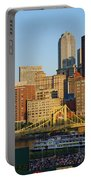 Pnc Park And River Boat Portable Battery Charger