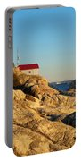 Point Atchison Lighthouse 2 Portable Battery Charger