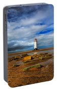 Point Of Ayr Beach Portable Battery Charger