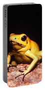 Poison Dart Frog Portable Battery Charger