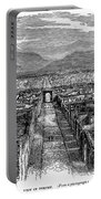 Pompeii: Ruins, C1880 Portable Battery Charger