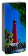 Ponce Inlet Lighthouse 1 Portable Battery Charger