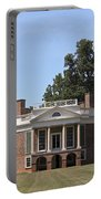 Poplar Forest From The Lawn Portable Battery Charger