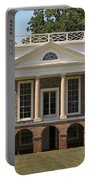 Poplar Forest South Portico Portable Battery Charger