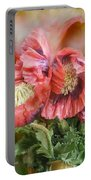 Poppies Big And Bold Portable Battery Charger