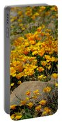 Poppies Everywhere Portable Battery Charger