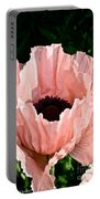Poppy Pink Portable Battery Charger