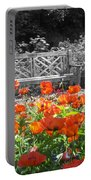 Poppy Seed Bench Portable Battery Charger