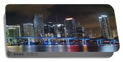 Port Of Miami Downtown Portable Battery Charger