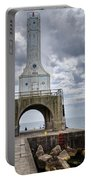Port Washington Lighthouse Portable Battery Charger