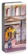Porta Borsari Verona  First Century Ad Roman Gate Portable Battery Charger