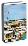 Portland Maine Harbor Portable Battery Charger