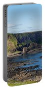 Portnaboe Bay At Giants Causeway Portable Battery Charger